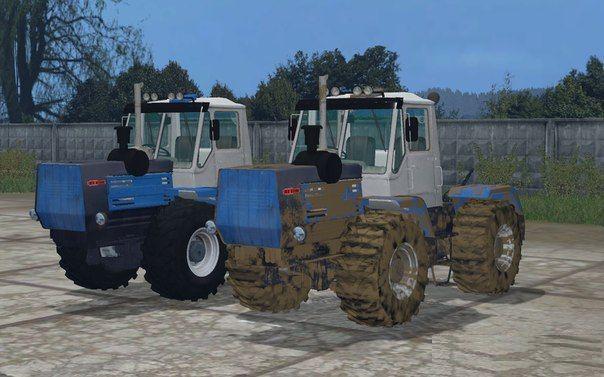 T-150K Washable tractor V 2 1