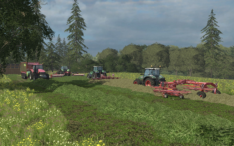 Windrow Textures mod V 1 0 - Farming simulator 2019 / 2017