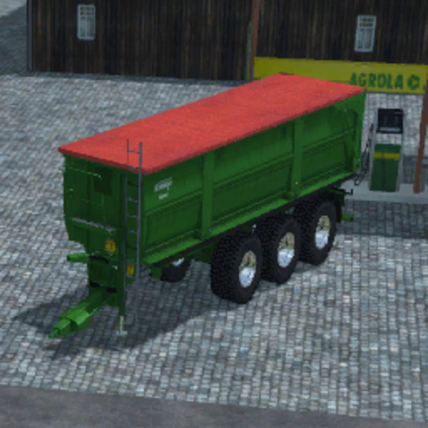 Farming Simulator 2015 Mods Multifruit Trailer