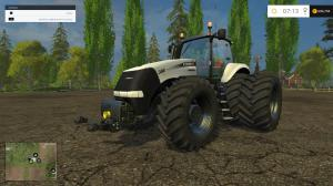 CASEIH MAGNUMS WITH FRONT ATTACHERS. TWIN PACK TRACTOR V1 (2)