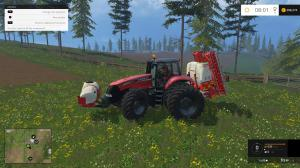 CASEIH MAGNUMS WITH FRONT ATTACHERS. TWIN PACK TRACTOR V1 (3)