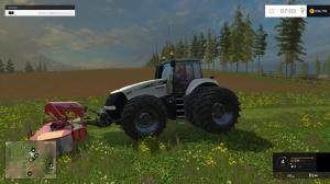 CASEIH MAGNUMS WITH FRONT ATTACHERS. TWIN PACK TRACTOR V1 (4)