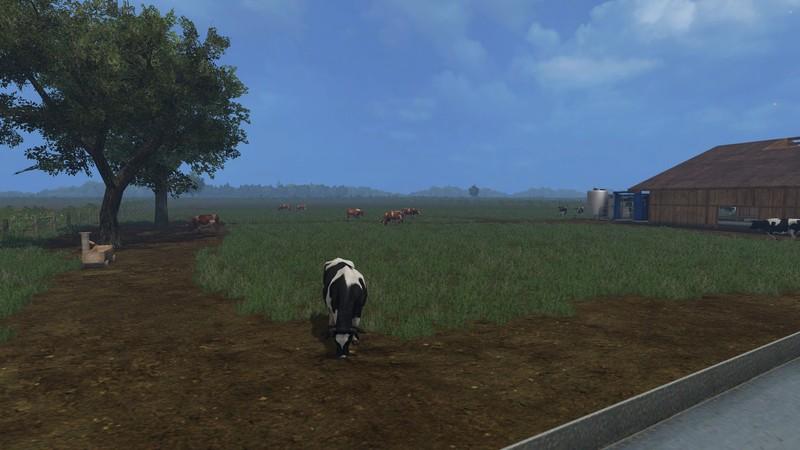 Canadian Farm Map V 20 Farming simulator 2019 2017 2015 Mod