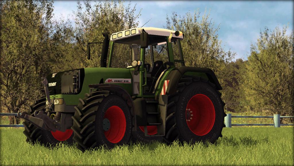FENDT 930 TMS Tractor V 3.0