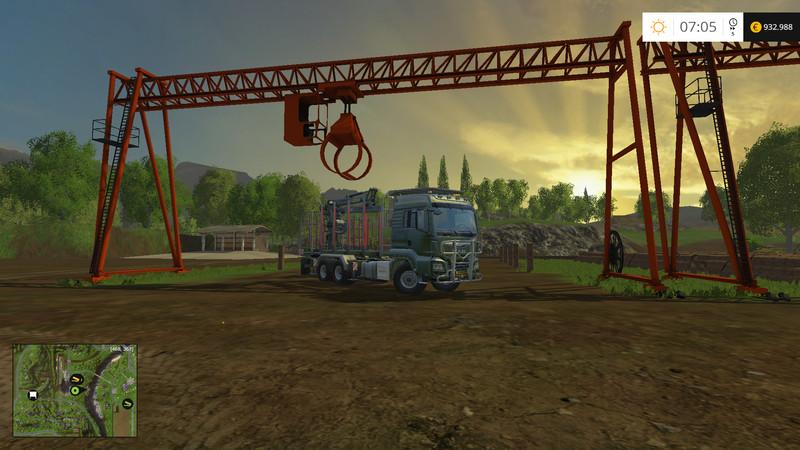 Forstmap V 1 5 3 for FS 2015 - Farming simulator 2019 / 2017 / 2015 Mod