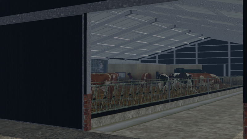 Friesland Map V Farming Simulator LS Mod - Farming simulator 2015 us map feed cows