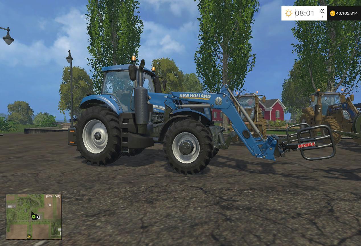 Amp large loaders tractor v1 0 farming simulator 2015 15 ls mod
