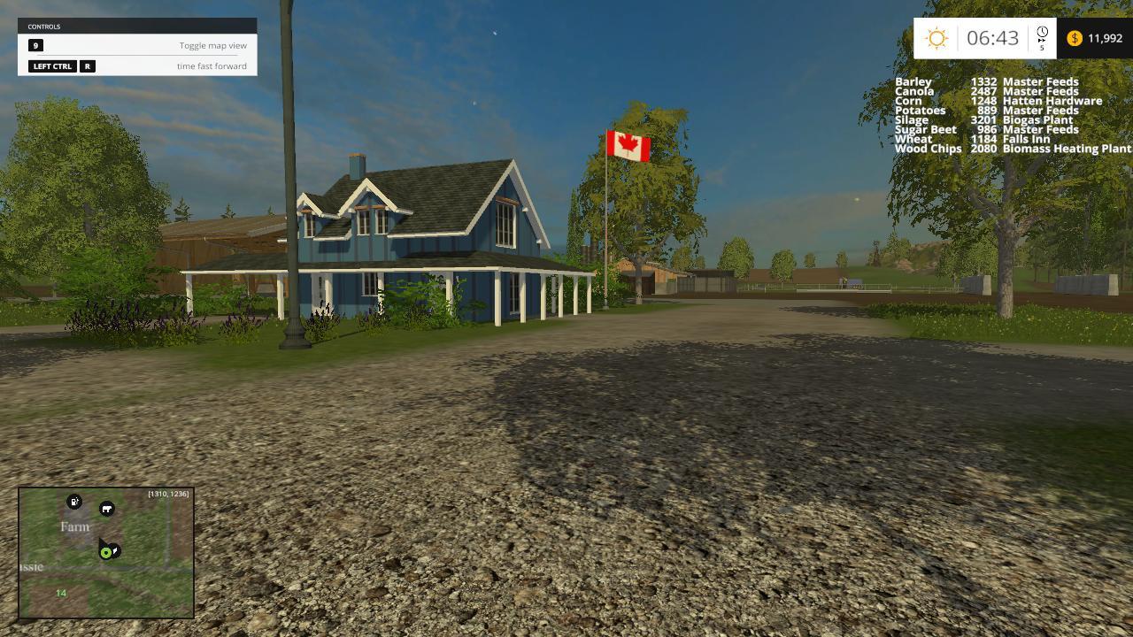 ONTARIO CANADA MAP V1 ONTARIO CANADA MAP