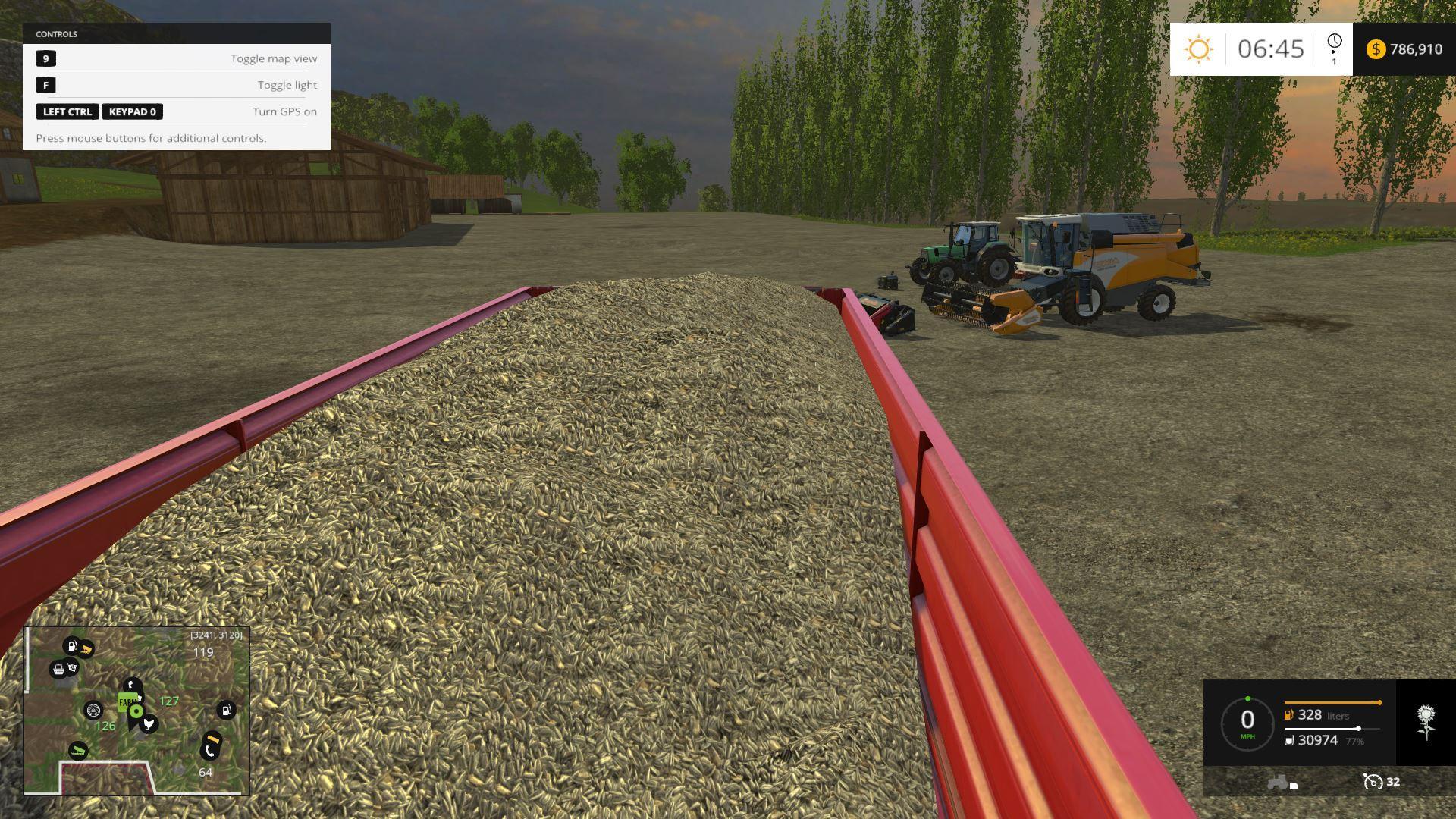PLEASANT VALLEY MAP 15 V11 Farming simulator 2017 2015 15