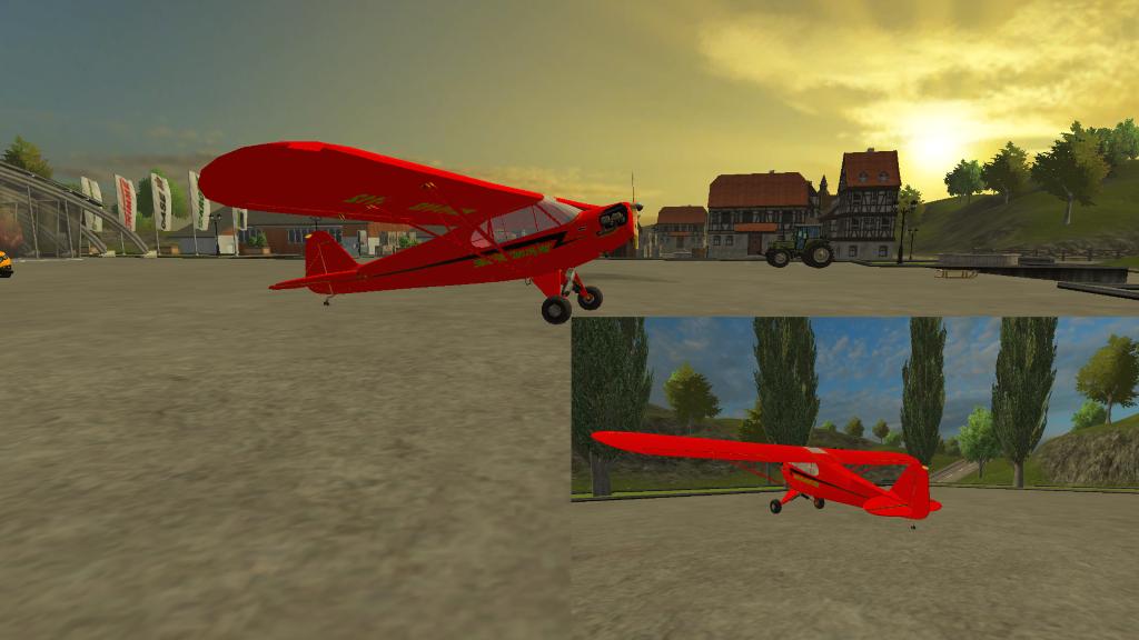 Aircraft скачать мод