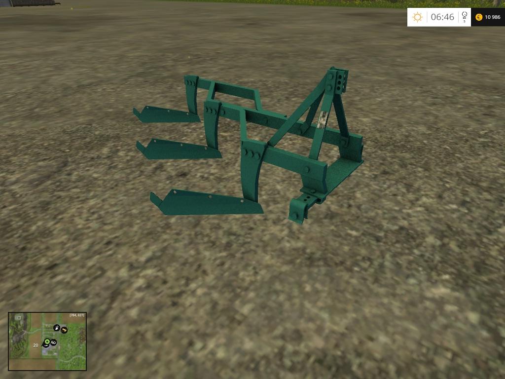 Plow 3 mod