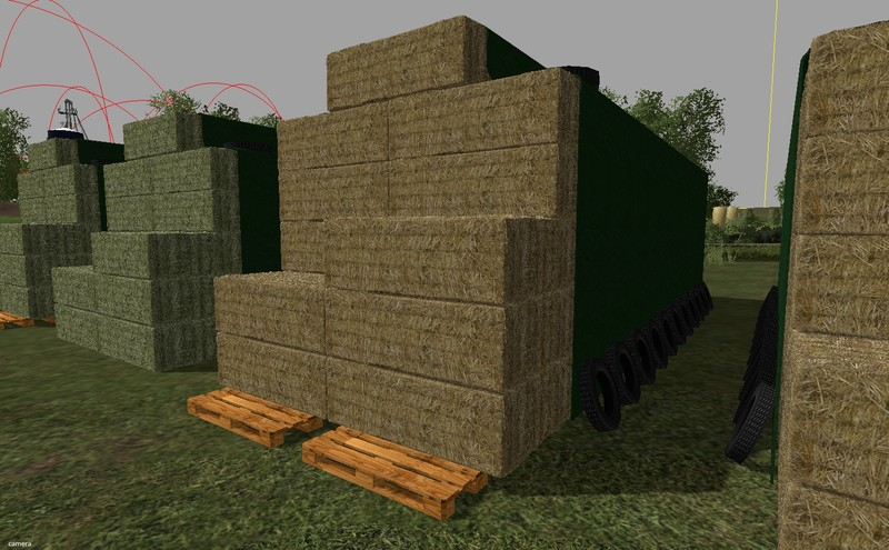 Round Bale Stack Mod V 0 4 Beta Farming Simulator 2015