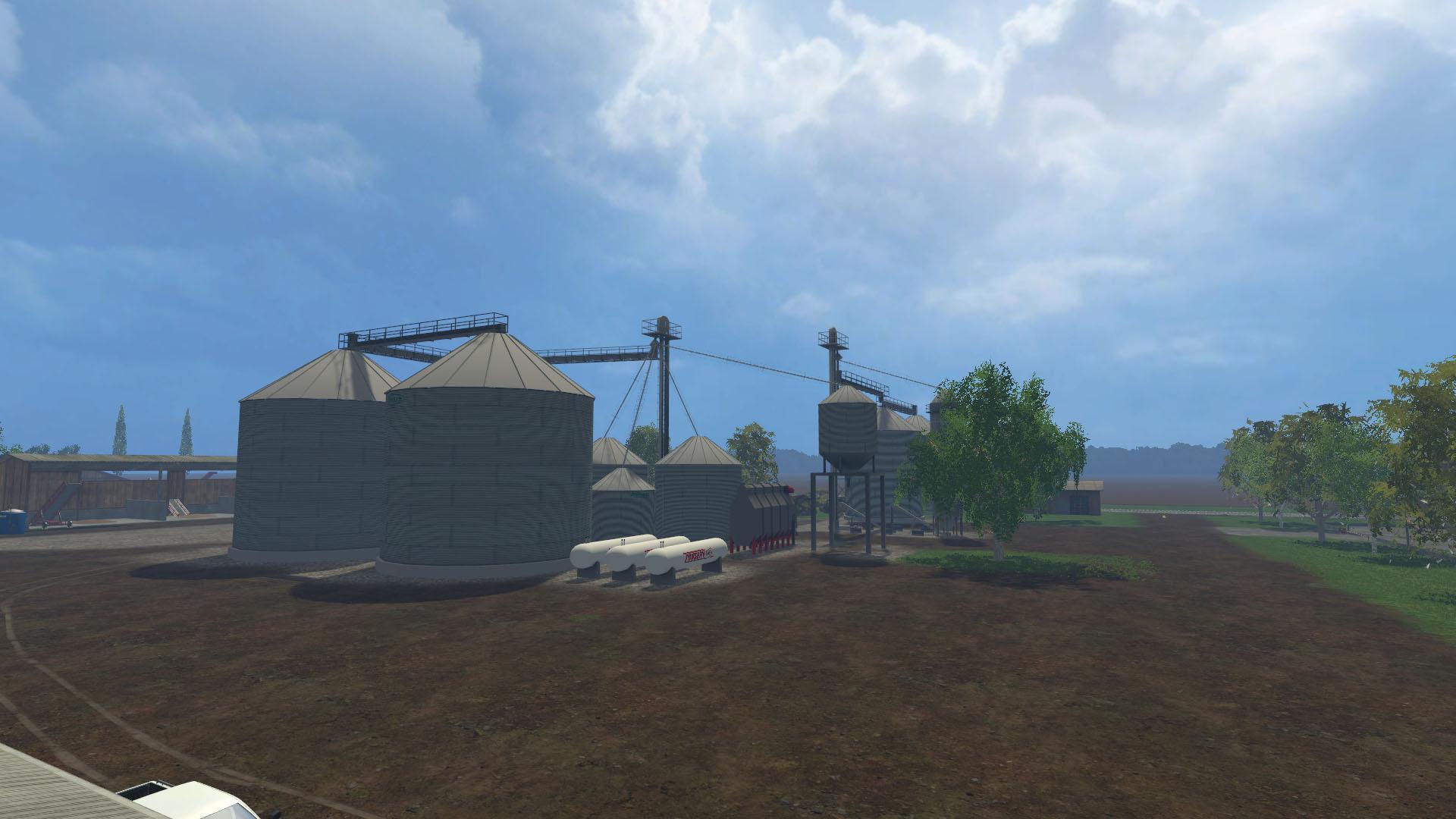 STATES MAP V For FS Farming Simulator - Farming simulator 2015 us map feed cows