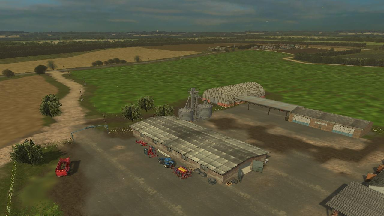 SUMMER FIELDS FS15 MAP V2  Farming Simulator 2017  2015