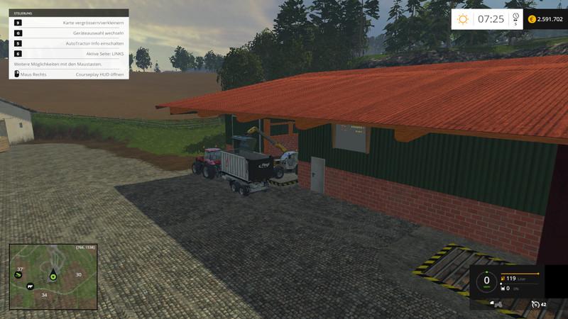 Somewhere In Thuringia Map V 11 Farming simulator 2019 2017