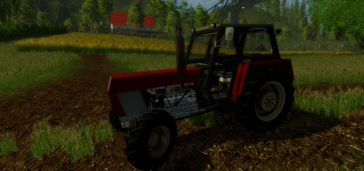 MB TRAC FULL PACK FS 15 - Farming simulator 2019 / 2017 / 2015 Mod