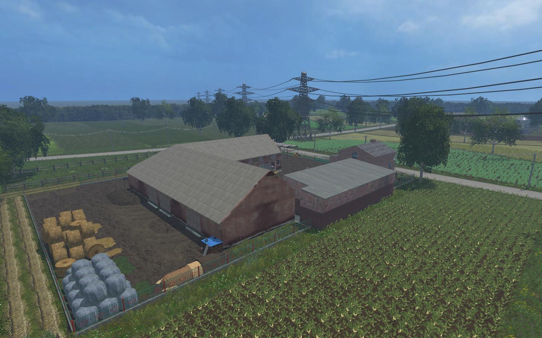 Map Usa Farming Simulator 2013%0A WIELKOPOLSKA MAP V   FS