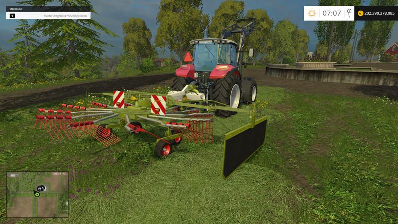 Windrower BIG Pack V 1 0 for FS 2015 - Farming simulator 2019 / 2017