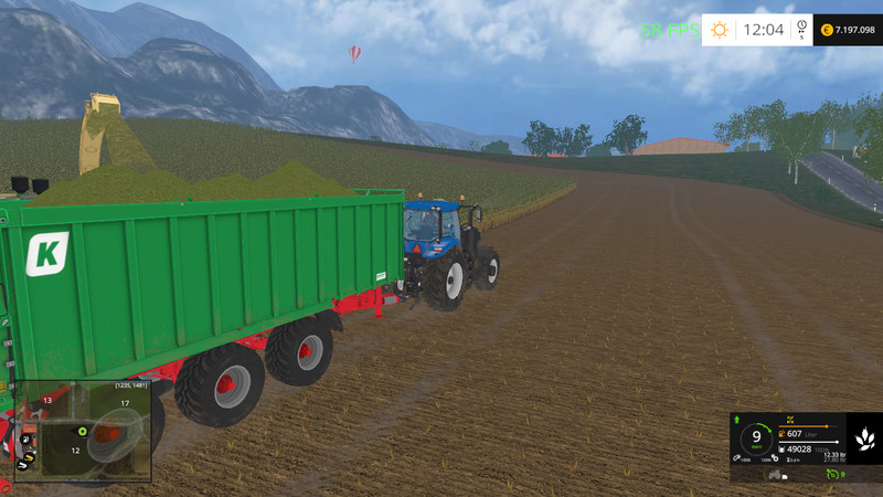 AdvancedFillAutoAimTargetNode script V 1 1 - Farming simulator 2019