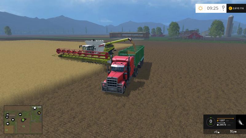 Small Town America Map Farming Simulator Modification Bjms Farm: Us Maps For Farming Simulator At Infoasik.co