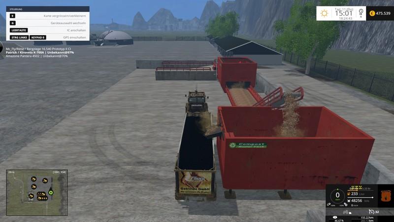 Farming simulator 2017 мод компост скачать