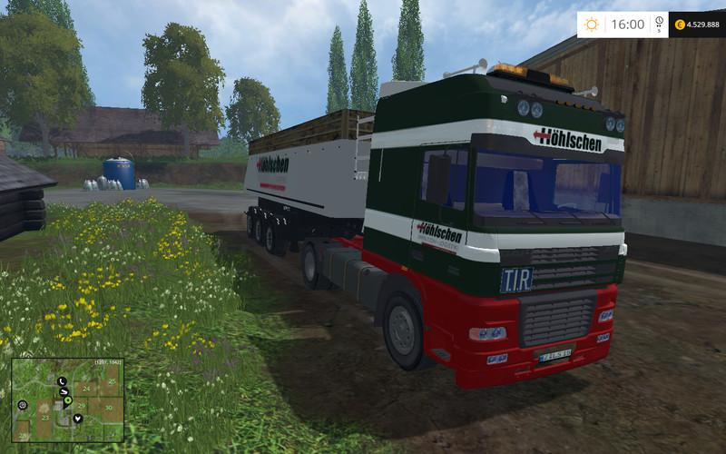 Aluminum Dry Bulk likewise 3 Axle Trailer Chassis Container Semi 1555627874 further Daf Hoehlschen Pack For Fs 15 V 1 0 Wsb in addition Unimog U1250 Utility Cra ruck additionally Firehousedesigns Cadblocksandcells. on semi trailer sand