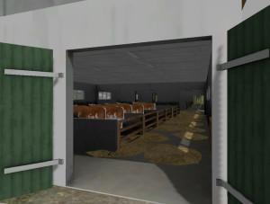 DDR Fersenstall building V 1 (2)