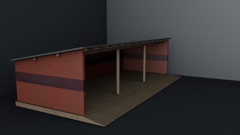 Garage object V 1.0