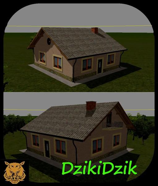 House mod v 1 1 farming simulator 2019 2017 2015 mod for House building simulator online