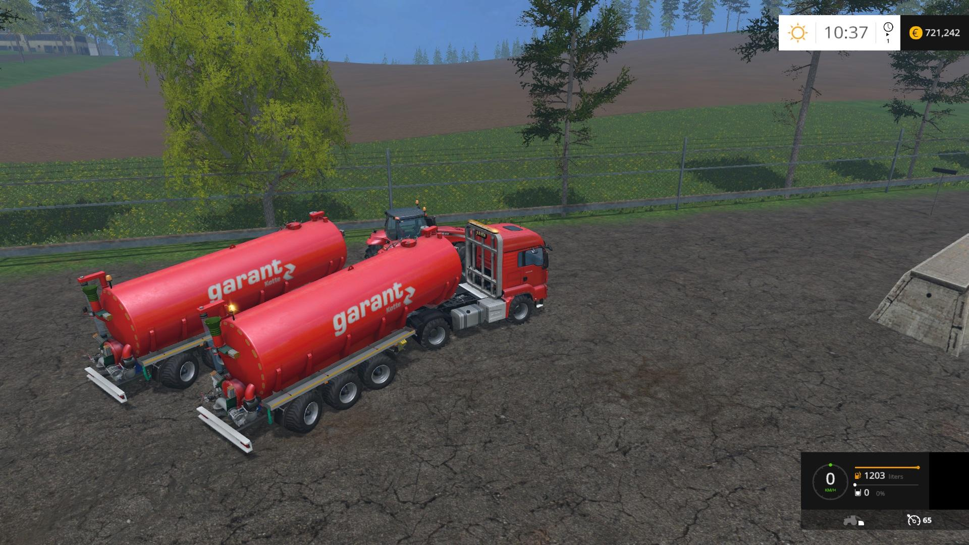 farming simulator 17 how to make liquid manure