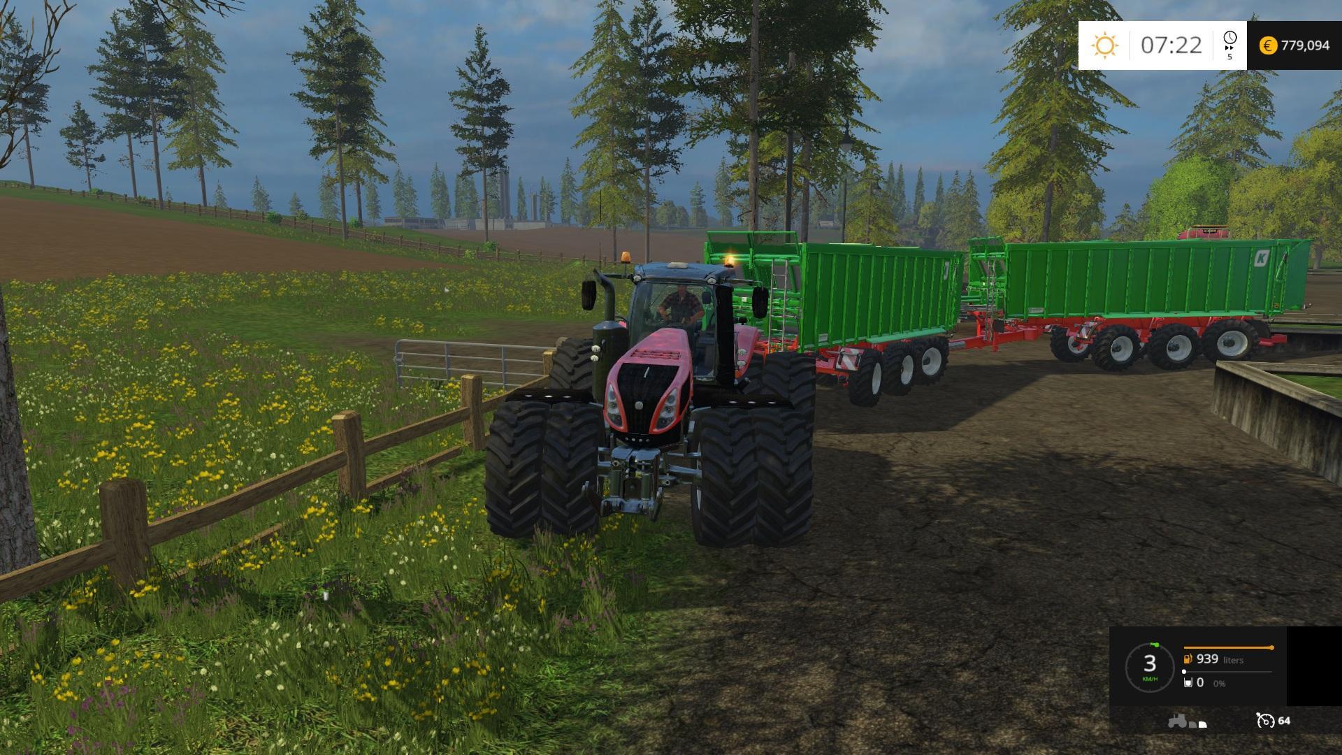 Скачать мод конвой на фермер симулятор 2018