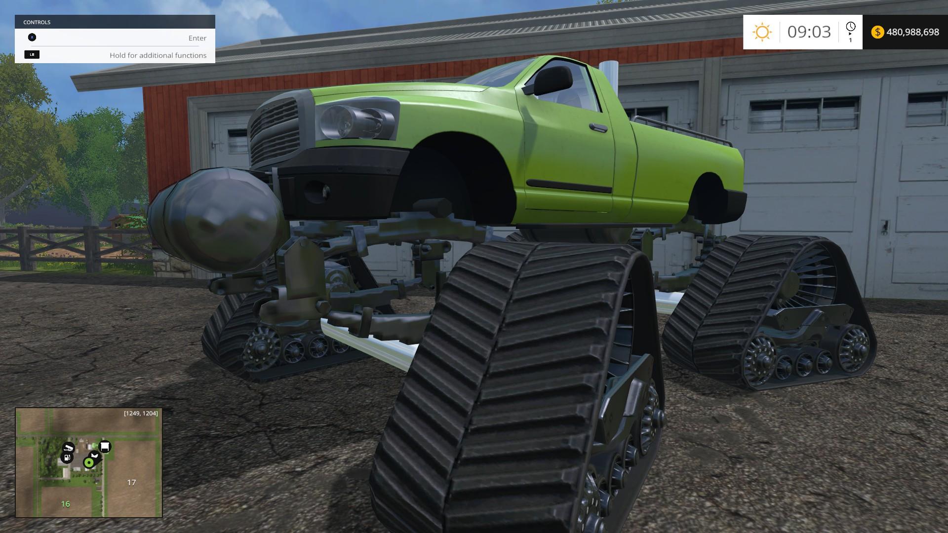 Monster Truck V 1 2 For Fs 2015 Farming Simulator 19 17 15 Mod