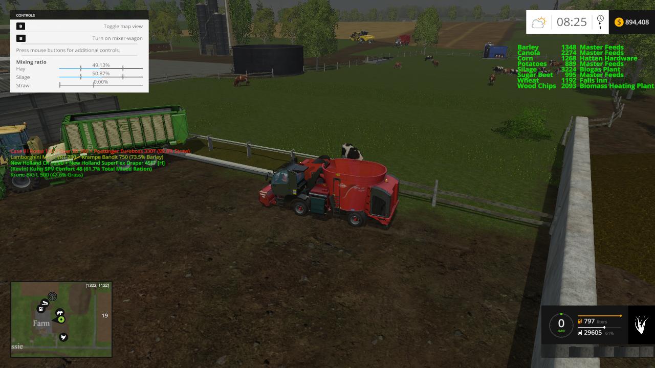 Ontario Canada Map V 20 for FS 2015 Farming simulator 2019