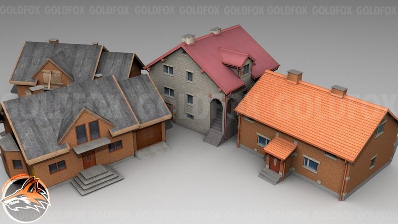 Pack Houses building V 1.0