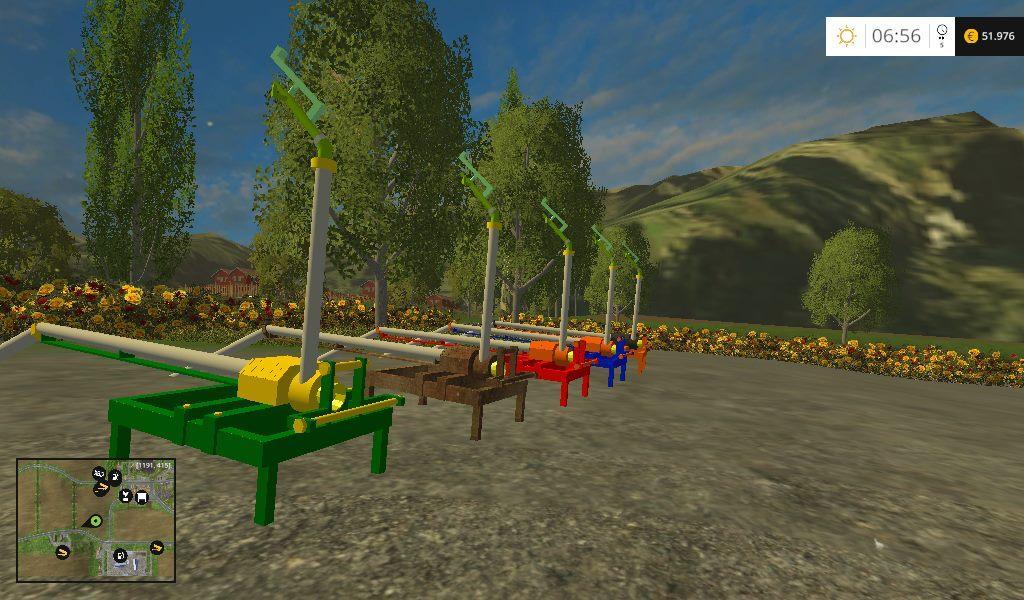 Water Pump Trailer 1 0 Beta Farming Simulator 2019