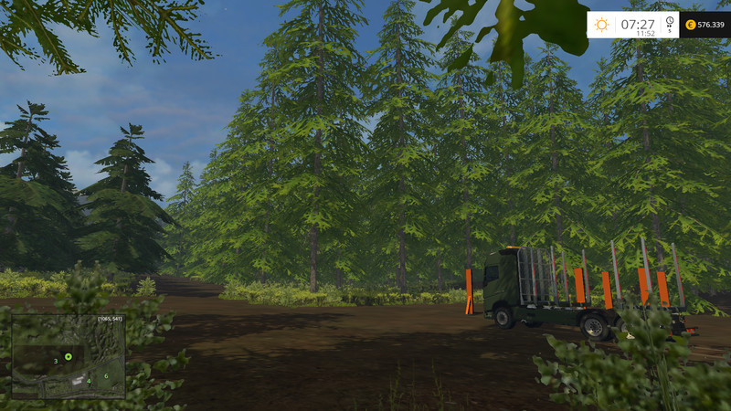 Alpental Forest Extreme Map V 1 4 Beta - Farming simulator 2019