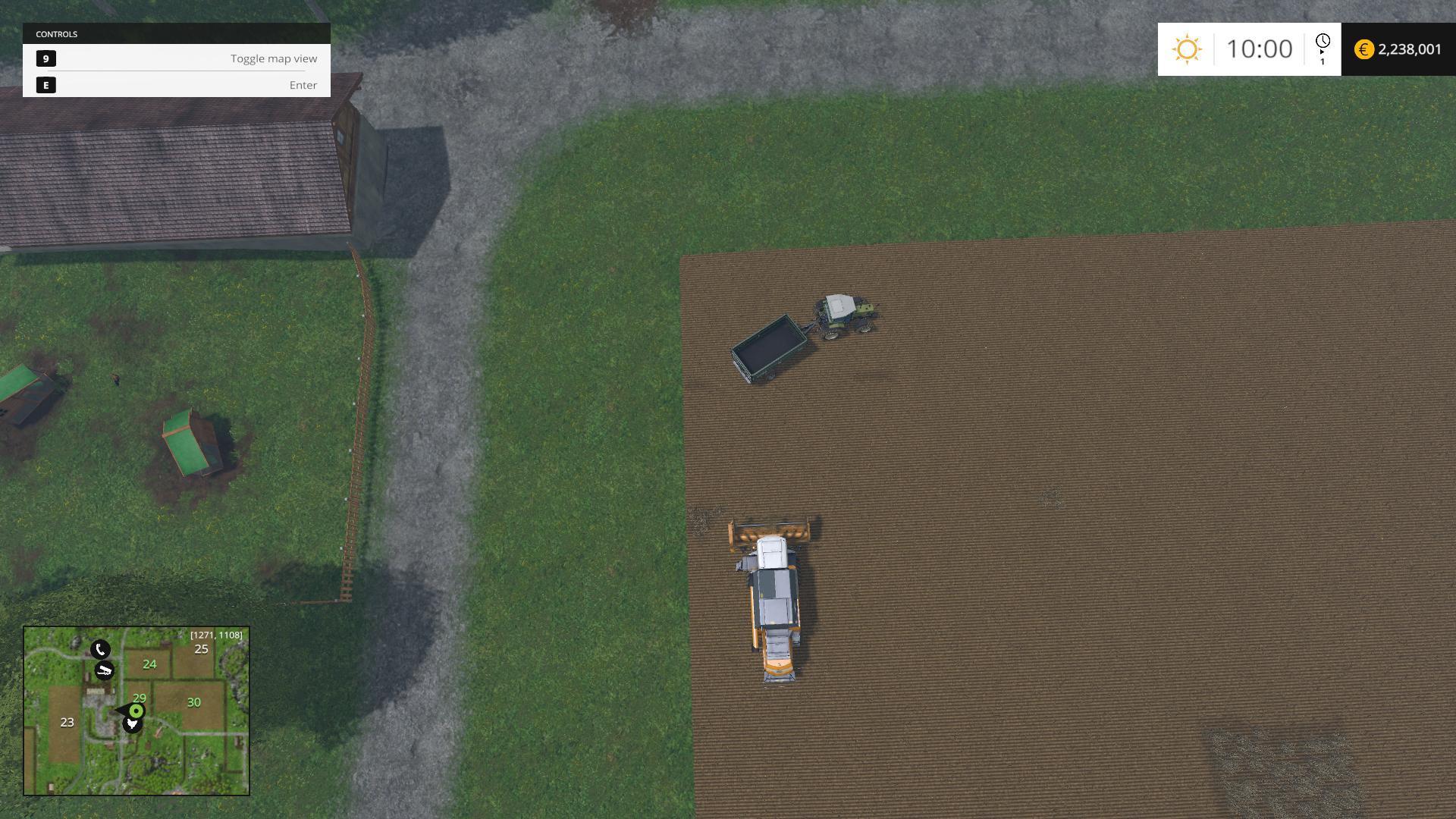 CAMERA V1 0 MOD - Farming simulator 2019 / 2017 / 2015 Mod