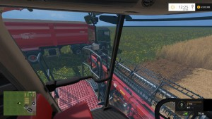 Case IH Axial Flow 9230 Combine V 4.1 Model Turbo (2)