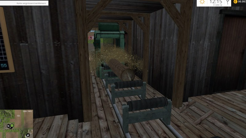 Lumber Mill V 1 1 0b For Fs 15 Farming Simulator 2015