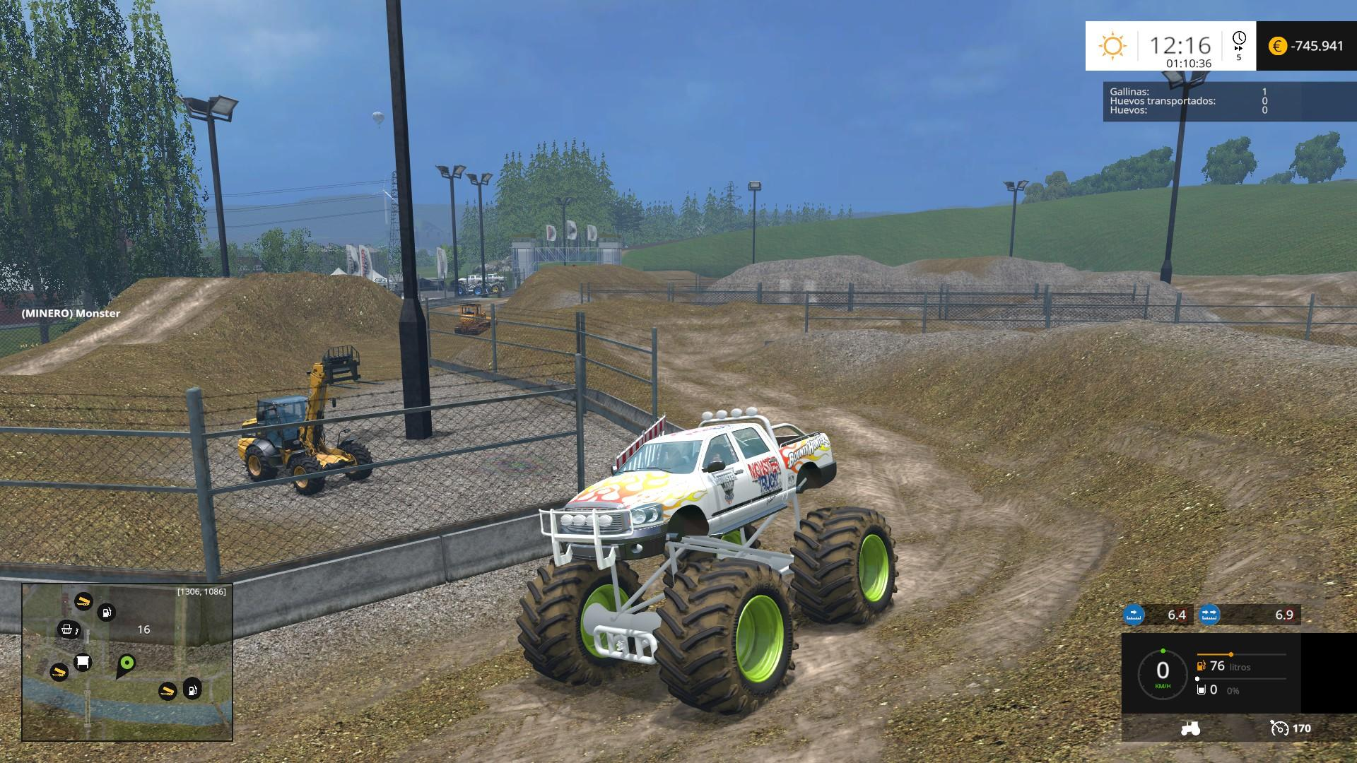 monster truck jam v1 0 for fs 2015 farming simulator 2019 2017