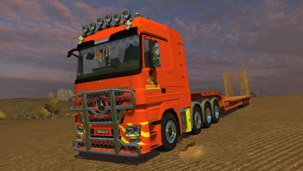 Man Tgx 8x4 Colas Edition Truck Farming Simulator 2019