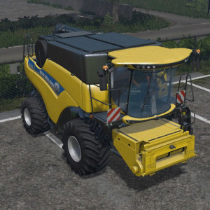 New Holland CR 6.90 Combine V 0.7 BETA (2)