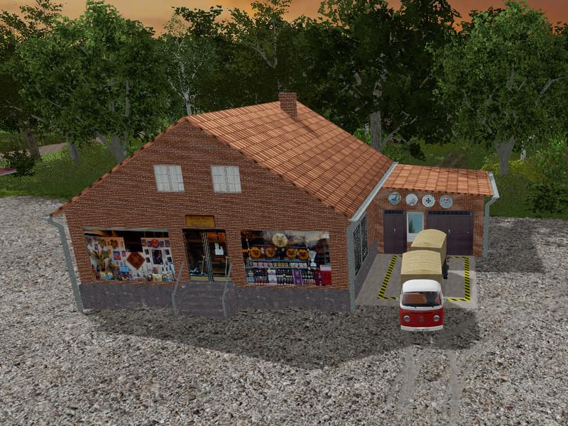 supermarkt simulator