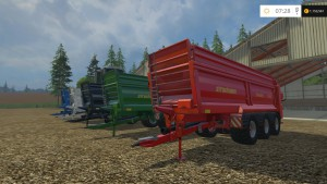 STRAUTMANN PS3401 HDR DYEABLE TWIN TRAILER PACK V1 (3)