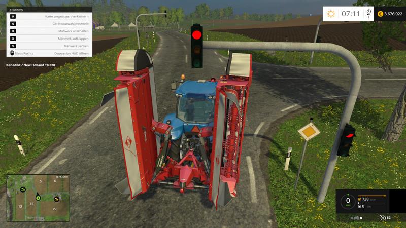 Traffic Light With Flash Function Script V 1 0 Farming