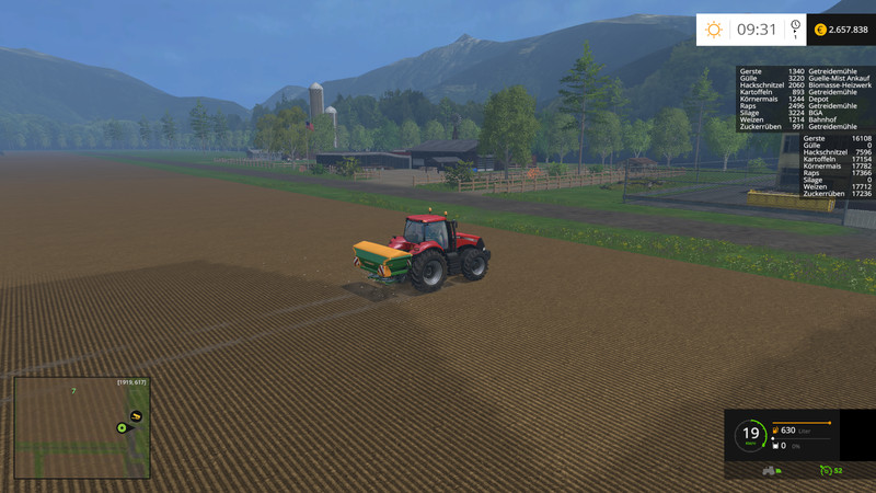 Farming Simulator 17 American Map.American Farmland Map V 0 4 Farming Simulator 2019 2017 2015 Mod