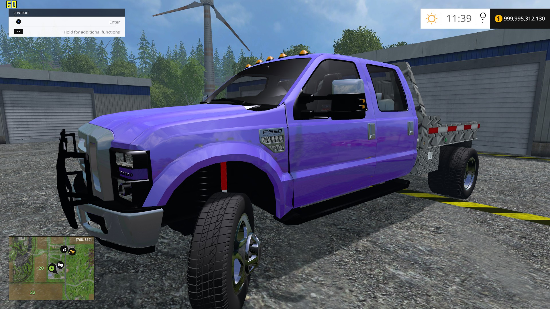utility diesel service itm crew cab powerstroke ford truck