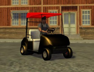 GOLF CART V1.1 FS15 (1)