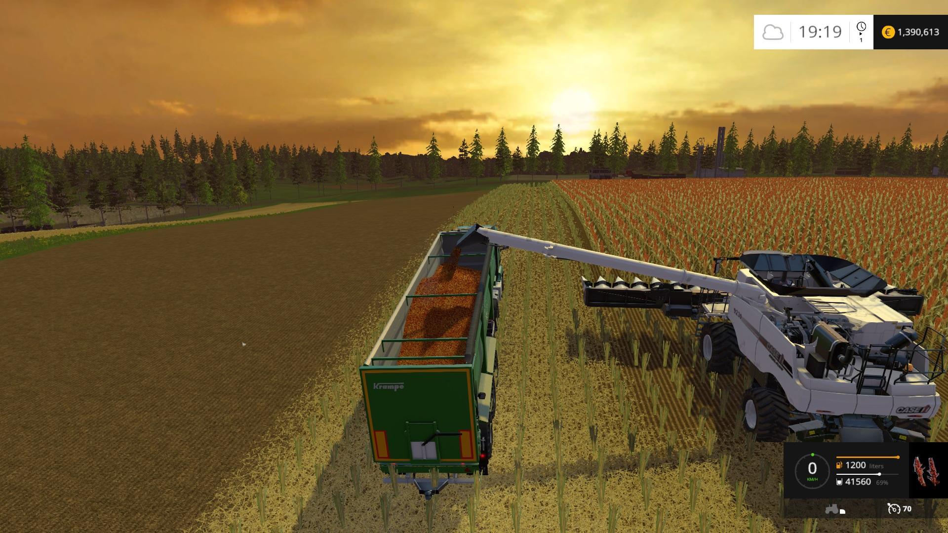 RINGWOODS FINAL MAP UPDATE MAP FIXES V Farming Simulator - Farming simulator 2015 us map feed cows