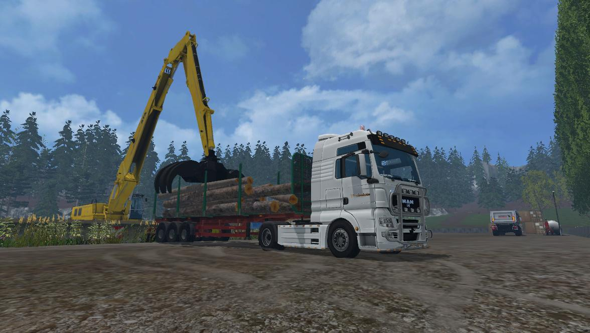 materiel forestier fs15